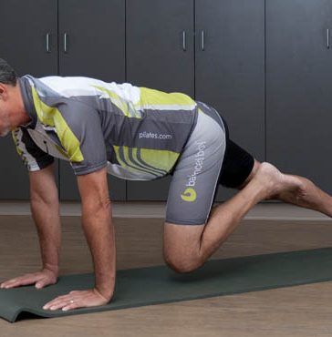 Best Pilates Exercises for Mountain Bikers