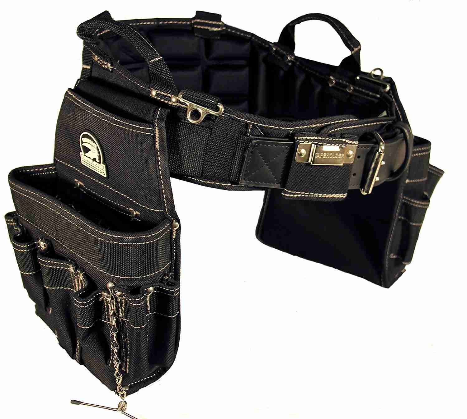 Gatorback B240 Electrician's Combo with Pro-Comfort Back Support Belt.
