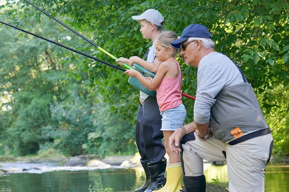 The Right Way to Teach Youngsters to Fish